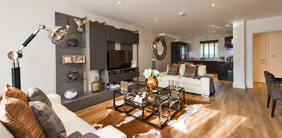 Parkside Place Hammersmith London Andrew Henry Interiors